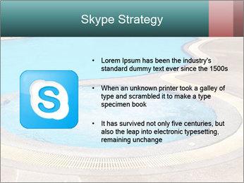 Swimming pool PowerPoint Template - Slide 8