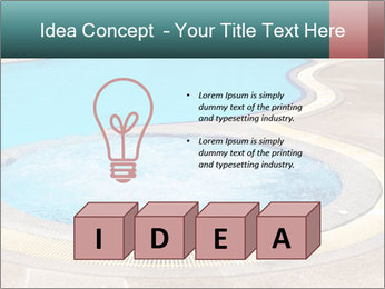 Swimming pool PowerPoint Template - Slide 80