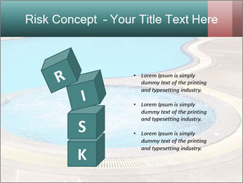 Swimming pool PowerPoint Template - Slide 81