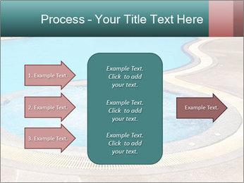 Swimming pool PowerPoint Template - Slide 85