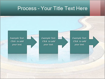 Swimming pool PowerPoint Template - Slide 88