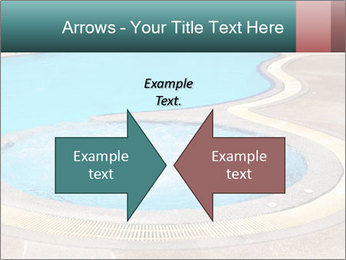 Swimming pool PowerPoint Template - Slide 90