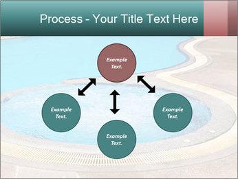 Swimming pool PowerPoint Template - Slide 91