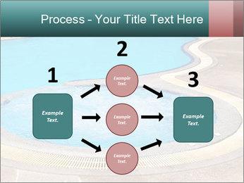 Swimming pool PowerPoint Template - Slide 92