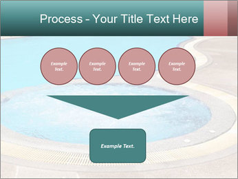 Swimming pool PowerPoint Template - Slide 93