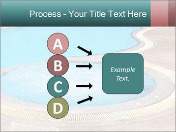 Swimming pool PowerPoint Template - Slide 94