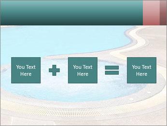 Swimming pool PowerPoint Template - Slide 95