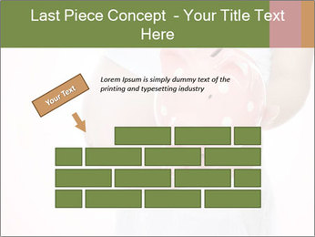 A pregnant mom PowerPoint Template - Slide 46