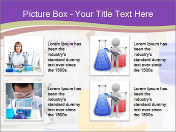 Laboratory assistant PowerPoint Template - Slide 14