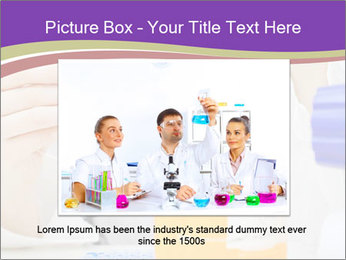 Laboratory assistant PowerPoint Template - Slide 15