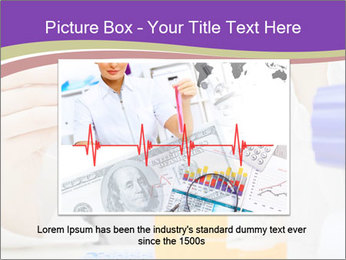 Laboratory assistant PowerPoint Template - Slide 16