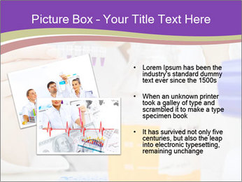 Laboratory assistant PowerPoint Template - Slide 20