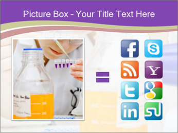 Laboratory assistant PowerPoint Template - Slide 21