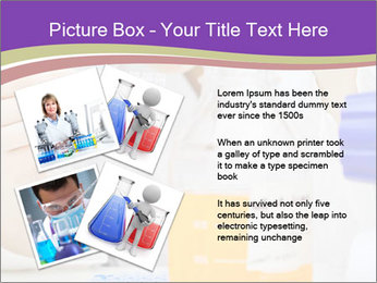 Laboratory assistant PowerPoint Template - Slide 23