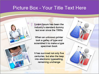 Laboratory assistant PowerPoint Template - Slide 24