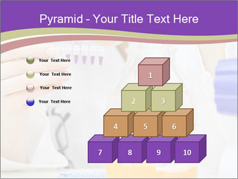 Laboratory assistant PowerPoint Template - Slide 31