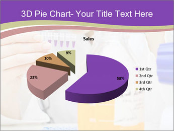 Laboratory assistant PowerPoint Template - Slide 35