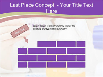 Laboratory assistant PowerPoint Template - Slide 46
