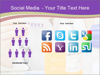 Laboratory assistant PowerPoint Template - Slide 5