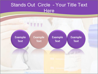 Laboratory assistant PowerPoint Template - Slide 76