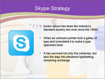 Laboratory assistant PowerPoint Template - Slide 8