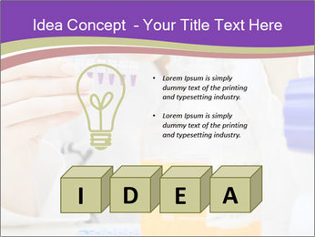 Laboratory assistant PowerPoint Template - Slide 80