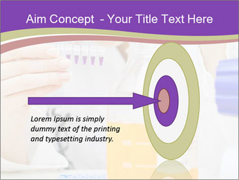 Laboratory assistant PowerPoint Template - Slide 83