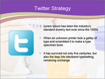 Laboratory assistant PowerPoint Template - Slide 9