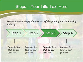 First steps PowerPoint Template - Slide 4