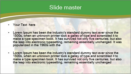 First steps PowerPoint Template - Slide 2