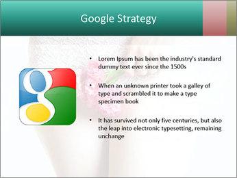 Female abdomen PowerPoint Template - Slide 10