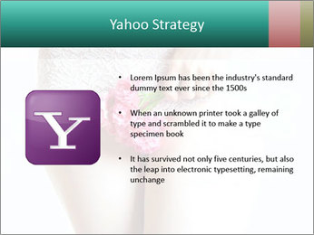 Female abdomen PowerPoint Template - Slide 11