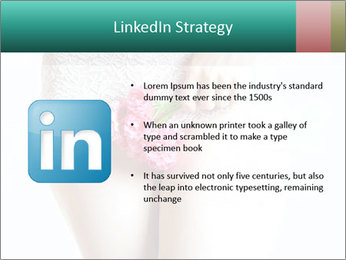 Female abdomen PowerPoint Template - Slide 12