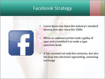 Female abdomen PowerPoint Template - Slide 6