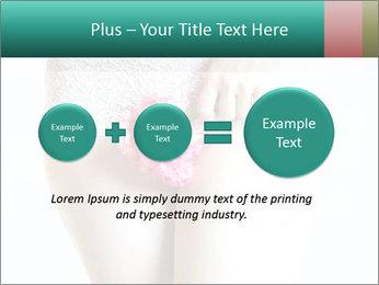 Female abdomen PowerPoint Template - Slide 75