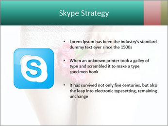 Female abdomen PowerPoint Template - Slide 8
