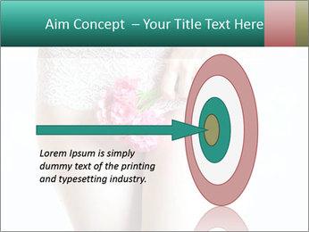 Female abdomen PowerPoint Template - Slide 83