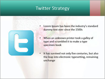 Female abdomen PowerPoint Template - Slide 9