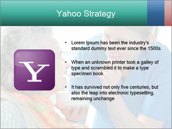 Senior woman PowerPoint Templates - Slide 11