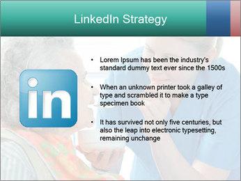 Senior woman PowerPoint Template - Slide 12