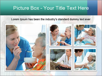 Senior woman PowerPoint Templates - Slide 19