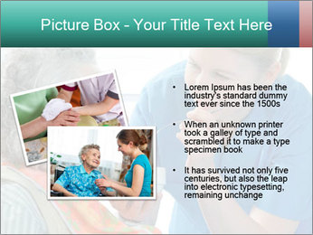 Senior woman PowerPoint Template - Slide 20