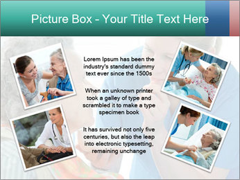 Senior woman PowerPoint Template - Slide 24