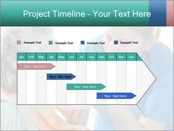 Senior woman PowerPoint Template - Slide 25