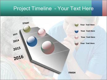 Senior woman PowerPoint Templates - Slide 26