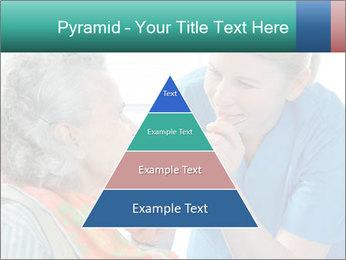 Senior woman PowerPoint Template - Slide 30