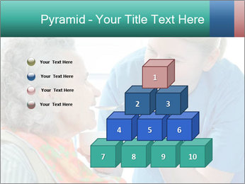 Senior woman PowerPoint Templates - Slide 31