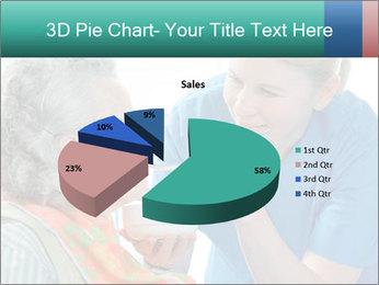 Senior woman PowerPoint Templates - Slide 35