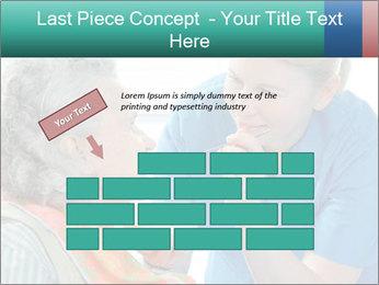 Senior woman PowerPoint Templates - Slide 46