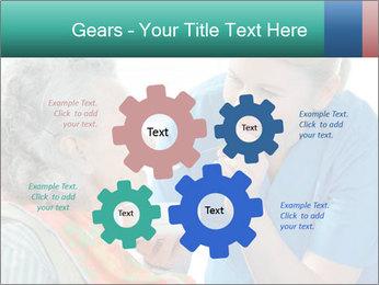 Senior woman PowerPoint Templates - Slide 47